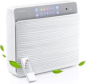 Missue Wall-Mounted & Desktop Air Filter