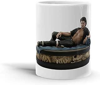 Jeff Goldblum 11 Oz Coffee Mug-A3EM4GGT86V33