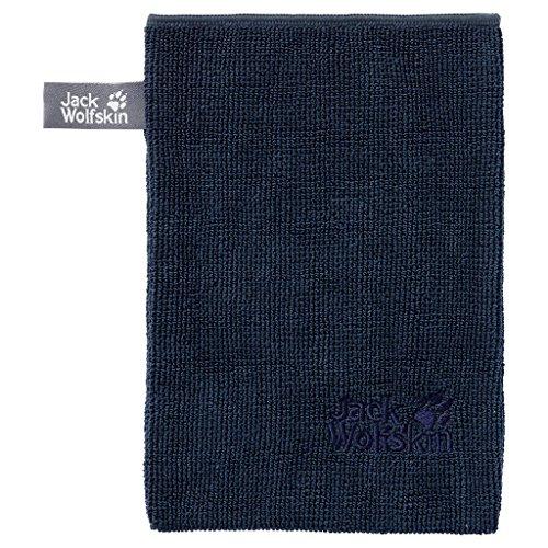 Jack Wolfskin Handtuch Wolfcloth Terry, Night Blue, One Size
