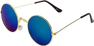 e35f9b506 Zyaden Round Mirror Women's Sunglasses (SUNGLASSES-A83|50|Multicolour)