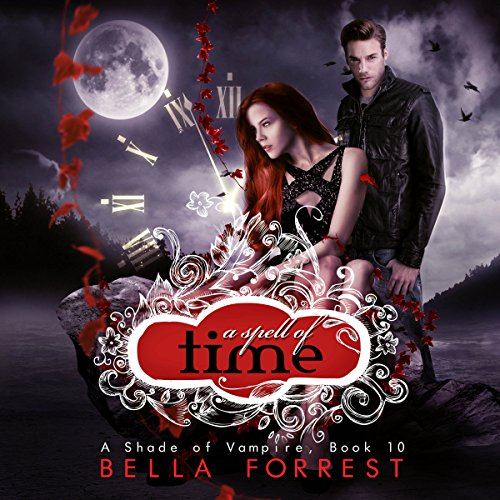 A Shade of Vampire 10: A Spell of Time                   By:                                                                                                                                 Bella Forrest                               Narrated by:                                                                                                                                 Zach Karem,                                                                                        Emma Galvin,                                                                                        Lucas Daniels,                   and others                 Length: 5 hrs and 9 mins     42 ratings     Overall 4.6