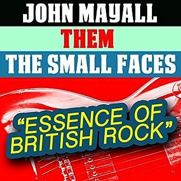 Essence of British Rock