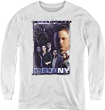 Csi Ny Never Rests Youth T-shirt