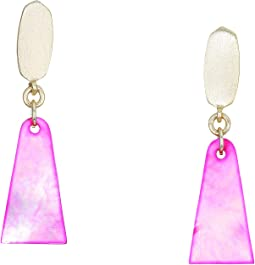 Gold/Magenta Mother-of-Pearl