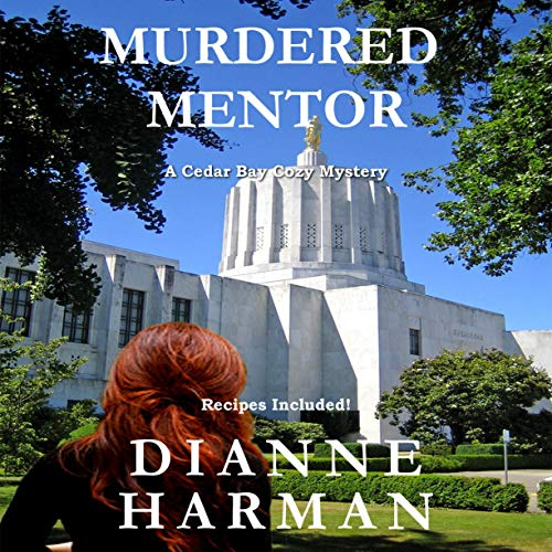 Murdered Mentor Audiobook By Dianne Harman cover art