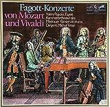 Fagott-Konzerte Von Mozart Und Vivaldi [Vinyl LP]
