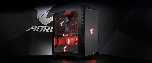 AORUS Gigabyte Aorus Liquid Cooled Intel 6-Core i7-8700K 3.7GHz - Nvidia GeForce GTX 1080 TI 11GB GDDR5X - 2TB 7200RPM + 120GB SSD - 16GB DDR4 SDRAM - 750W - Windows 10 Gaming Desktop