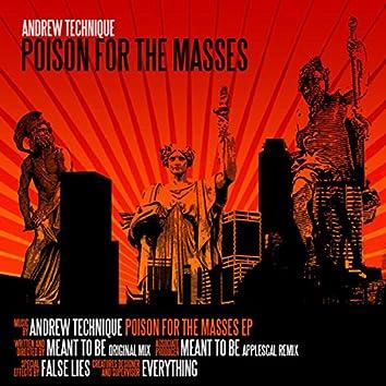 Poison For The Masses