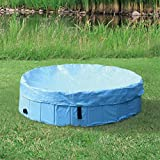 Trixie 39487 Abdeckung für Hundepool # 39483, ø 160 cm, hellblau