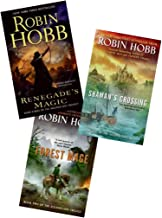Robin Hobb Soldier Son Trilogy 3 Books Collection Pack Set RRP: £24.99 (Shaman's Crossing, Forest Mage, Renegade's Magic)