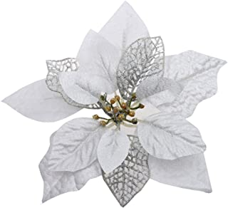 Best christmas tree decorated with silk flowers Reviews