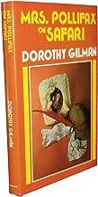 Rare - Dorothy Gilman MRS POLLIFAX ON SAFARI Fine Hardcover DJ Spy Humor Mystery
