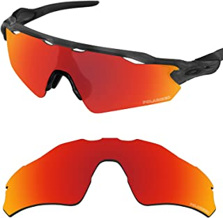 f0cb67fe37 Tintart Performance Lenses Compatible with Oakley Radar EV Path Polarized  Etched