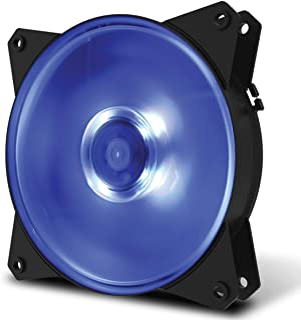Fan para Gabinete Cooler Master, MasterFan 120mm MF120L LED, Azul