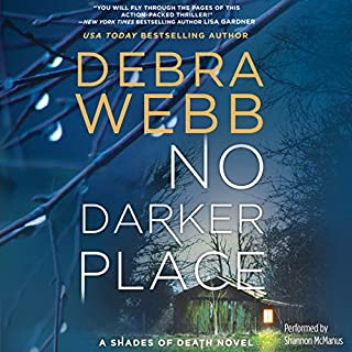 No Darker Place audiobook cover art