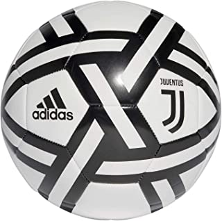 adidas Men's Juventus Turin Football, White/Black, 5