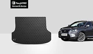 LEXUS OEM FACTORY ALL WEATHER REAR CARGO MAT 2010-2015 RX350 RX450H BLACK