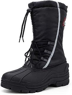 أحذية الشتاء الثلجية المعزولة المقاومة للماء للرجال من أليدر