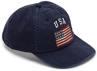 [ポロ ラルフローレン] POLO RALPH LAUREN 正規品 メンズ 帽子 キャップ COTTON CHINO BASEBALL CAP 並行輸入品 (コード:4034080512)
