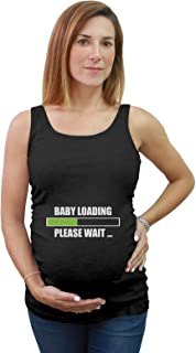 Pregnancy Shirt Collection - Mom to Be Funny Maternity Tank Top