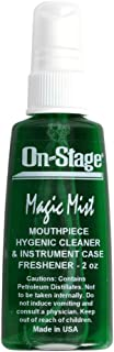 On-Stage MHC2000 Magic Mist Mouthpiece Disinfectant and Case Freshener