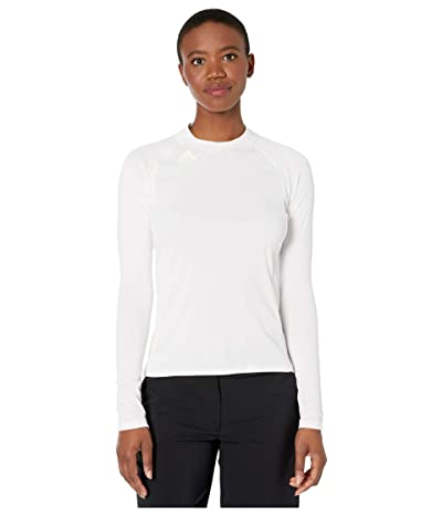 adidas Golf UPF Base Layer (White) Women