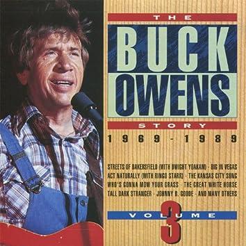 The Buck Owens Story, Volume 3: 1969-1989