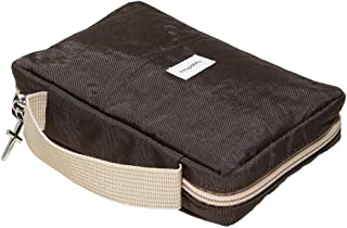 WITHGOSPEL Bible Covers with Pen Holder Bible Case Bible Bags Canvas for Bible Study Waterproof Fabric Book Cover for Men ...