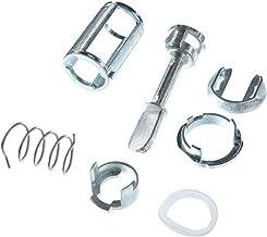 Door Lock Cylinder Barrel Repair Kit for Volkswagen Passat 1996-2005 Front Left or Right