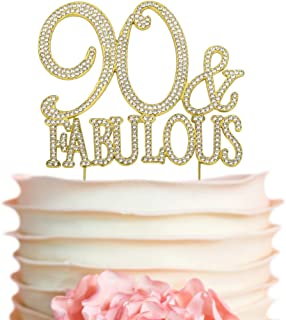 Miraculous 10 Best Cakes For 90Th Birthday Party Reviewed And Rated In 2020 Personalised Birthday Cards Petedlily Jamesorg