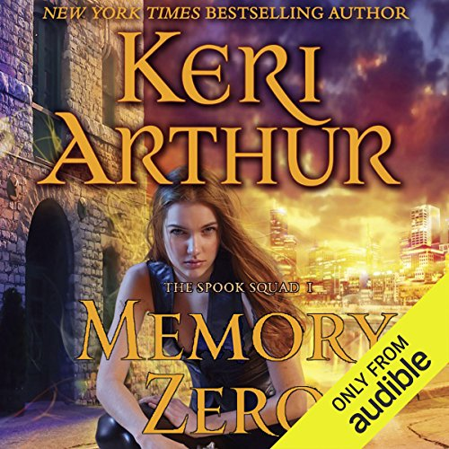 Memory Zero audiobook cover art