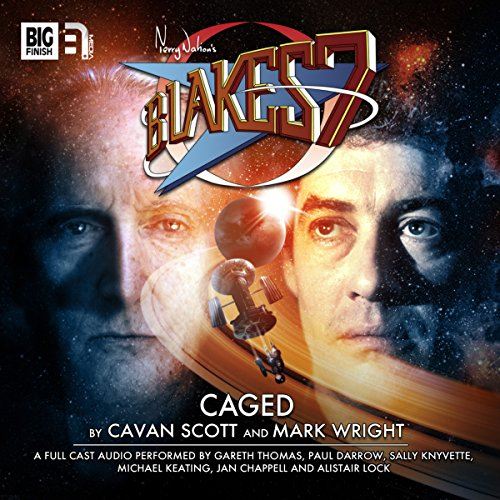 Blake's 7 - 1.6 Caged cover art