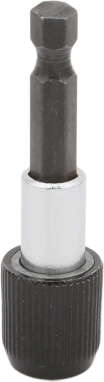 LeeZAKA Quick Change Hex Shank Swivel Screw Drill Tip Extension Adapter,Vertical Pattern