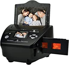 $628 » DDL Slide Scanner,16 Million Pixel 35mm Negative Film Scanner Photo Business Card 135 Film Scanner Positive and Negat (Col...
