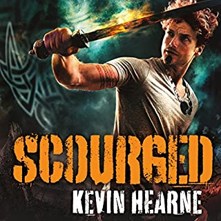 Scourged                   By:                                                                                                                                 Kevin Hearne                               Narrated by:                                                                                                                                 Christopher Ragland                      Length: 9 hrs and 14 mins     178 ratings     Overall 4.5