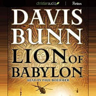 Lion of Babylon cover art