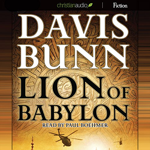 Lion of Babylon audiobook cover art