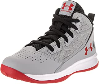 Under Armour Kids' Boys' Pre School Jet Mid Basketball Shoe