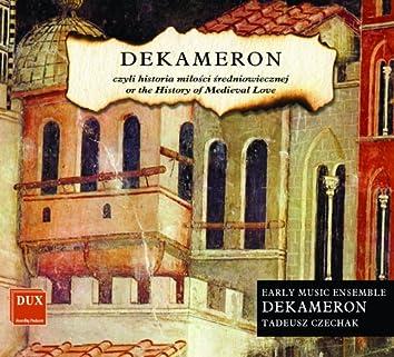 Dekameron: Czyli historia miłości średniowiecznej