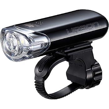 キャットアイ(CAT EYE) 自転車用LEDライト ヘッドライト URBAN アーバン 前照灯 JIS規格 800カンデラ HL-EL145