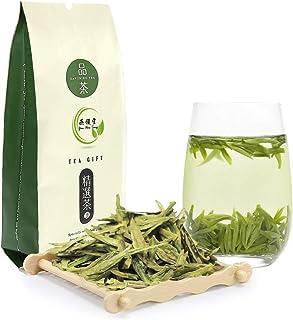 Yan Hou Tang Organic Chinese Green Tea Longjing West Lake Dragon Well Loose Leaf Leaves 100 Gram Delicious Ecologically Gr...