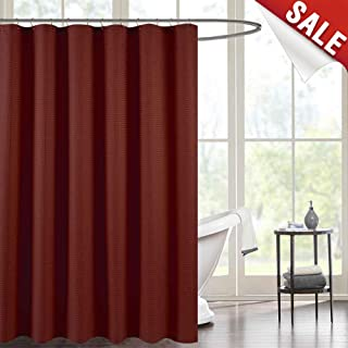 Prime Amazon Com Red Shower Curtains Hooks Liners Bathroom Download Free Architecture Designs Xerocsunscenecom