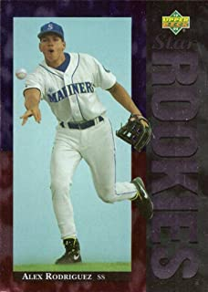 1994 upper deck alex rodriguez rookie card 24
