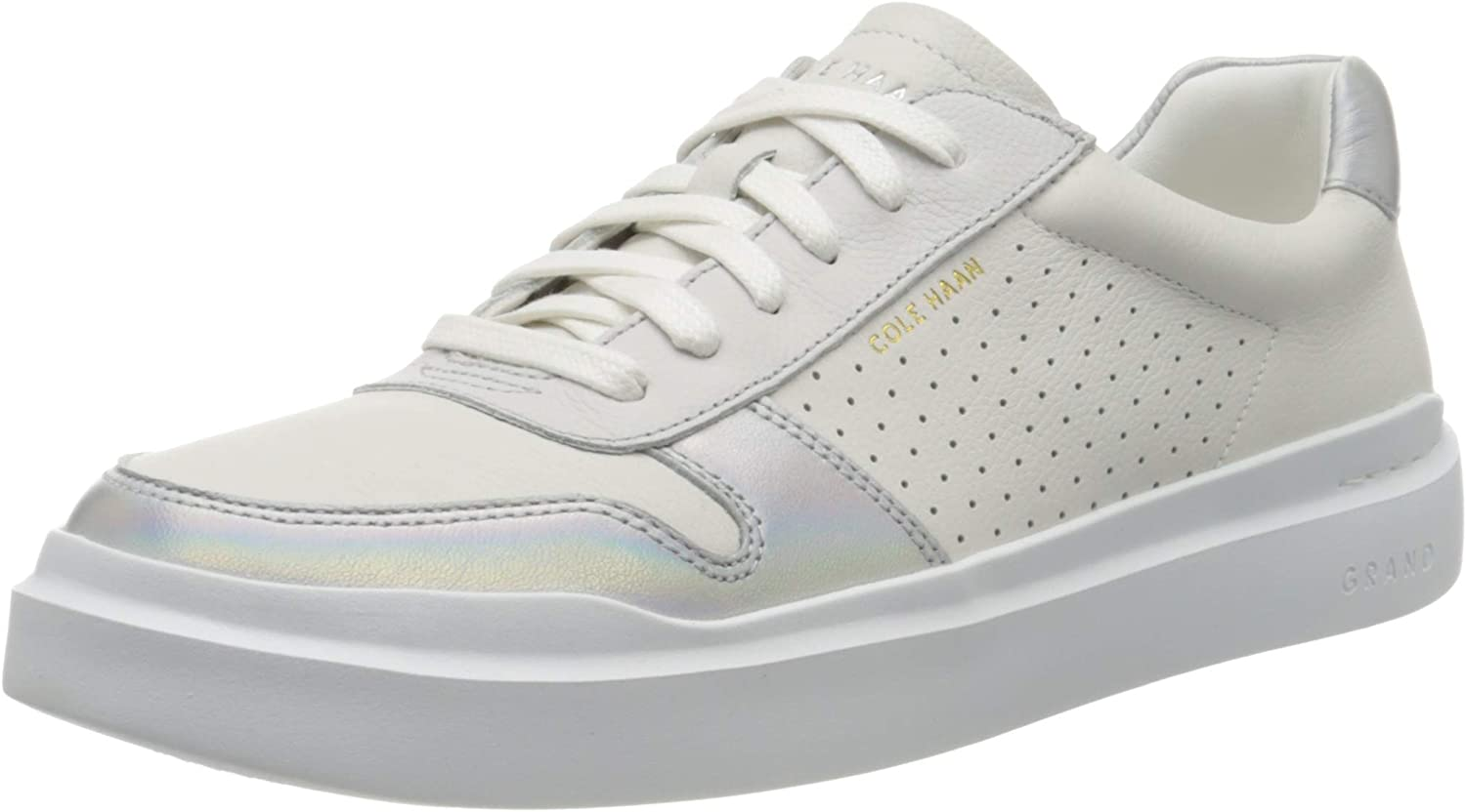Cole Haan Womens Rally Court Sport E Fashion Sneakers White