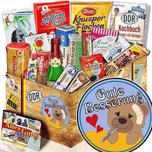 Gute Besserung - DDR Geschenke - Geschenk für Sie zur genesung