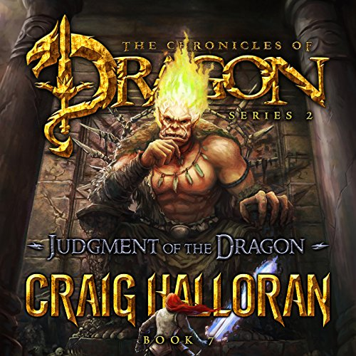 Judgment of the Dragon cover art