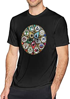 MTG - Magic The Gathering Stained Glass T-Shirt ¡