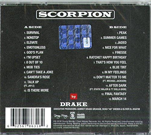 『SCORPION』のトップ画像