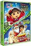 Dora l'exploratrice - Dora et la magie de Noël + Go Diego! - Vol. 6 : Diego sauve Noël ! [Francia] [DVD]