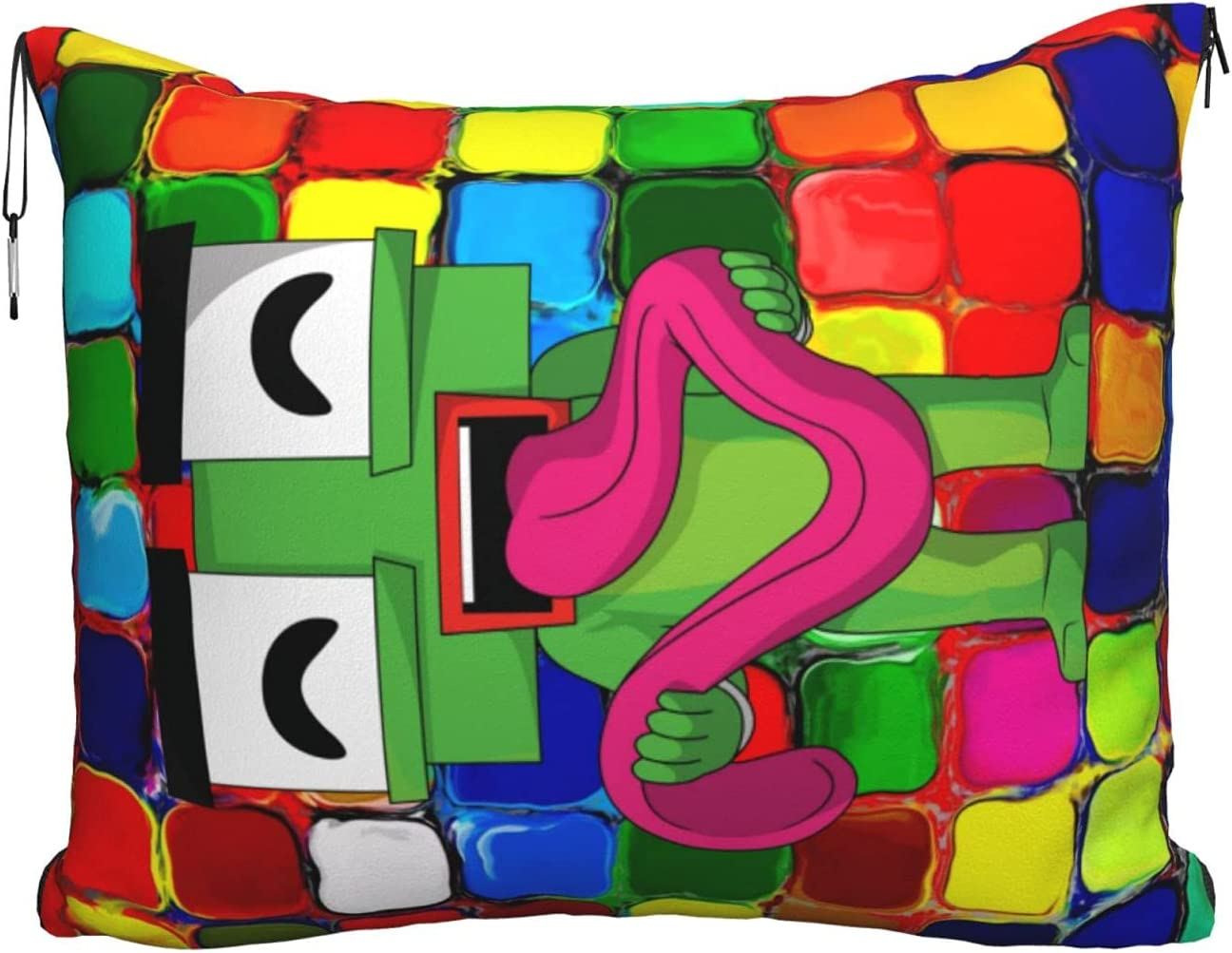 Unspeakable Travel Blanket Pillow - Premium Airpl Tulsa Mall 2 in Free shipping on posting reviews Flannel 1